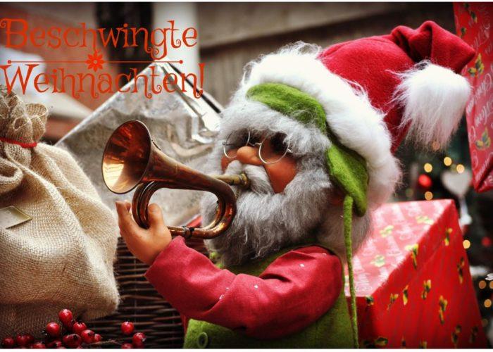 Frohe Weihnachten: Swing