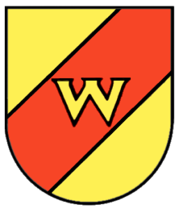 Simple Wappen: Walheim