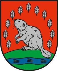 Wappentier: Biber von Beverstedt