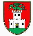 Wappentier: Drache von Ljubljana