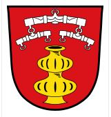 Skurille Wappen: Pullenreuth