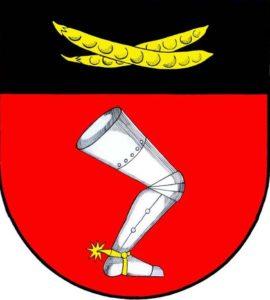 Skurrile Wappen: Wappen von Hracholusky nad Berounkou