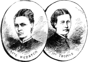 Richmord Murder: Kate Webster, Julia Martha Thomas