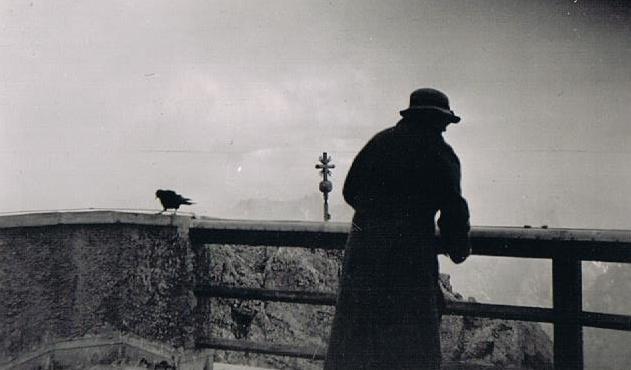 Zugspitze früher: 1935