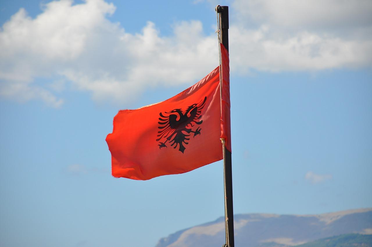 BAlbanische Fußballnationalmannschaft