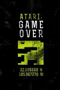 Filmplakat Atari: Game Over