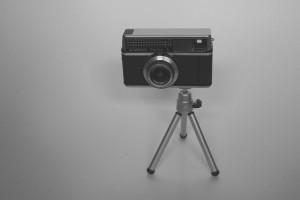 Kleinbildkamera von 1965