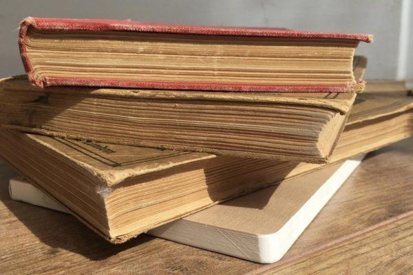 Durch den Buchdeckel lesen