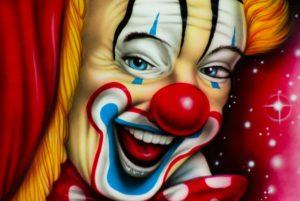 Warum sind Clowns gruselig