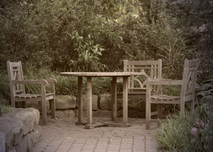 Sitzgelegenheiten: Außenmöbel