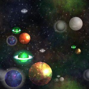 Zukunft: Weltraum