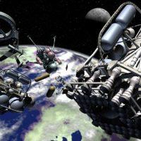 Zukunft: Weltall
