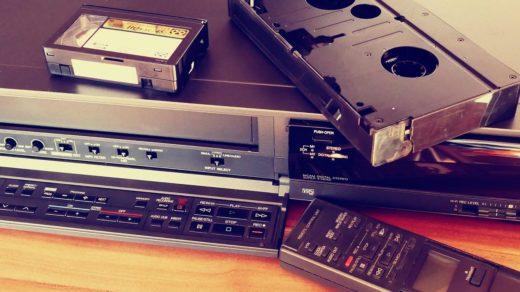 VHS am Ende