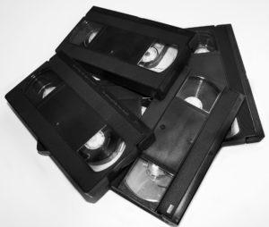 Videokassetten: Symbolbild